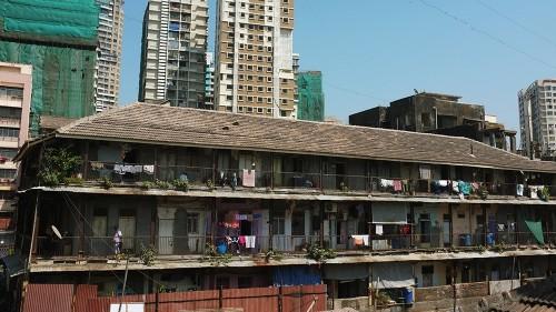Century-old housing in Mumbai succumbs to metro project