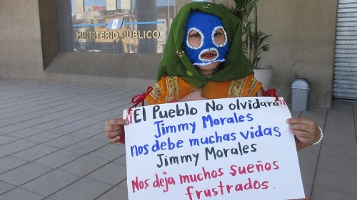 Guatemalans demand arrest of outgoing president for corruption