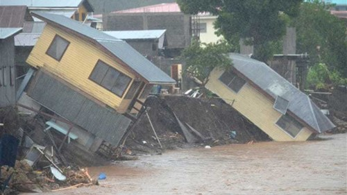 Solomon Islands floods death toll rises