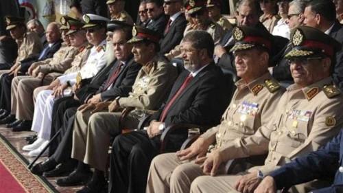 Egypt, de-democratised