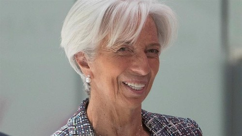 Lagarde quits IMF, sparking race to replace her