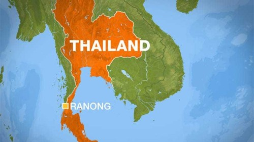 Bodies of Myanmar migrants found in Thai sea