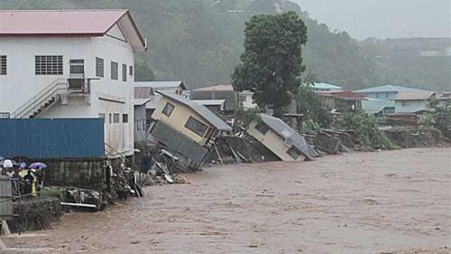 Deadly floods devastate Solomon Islands