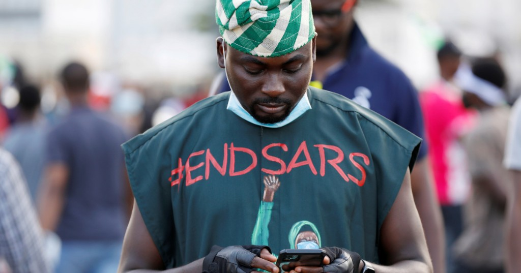 #EndSARS: How Nigerians harness social media against police abuse