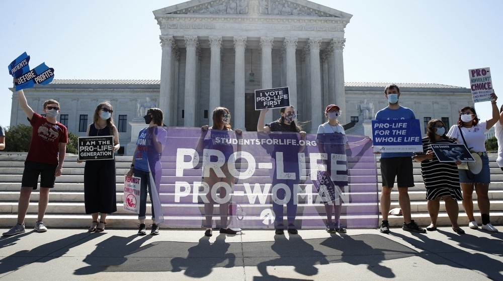 US Supreme Court rules to uphold abortion rights