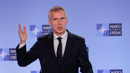 NATO to maintain credible deterrence against Russia: Stoltenberg