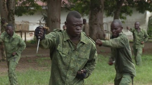 Russia in Africa: Inside a military training centre in CAR