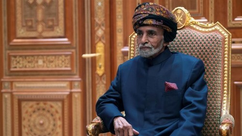 Oman's Sultan Qaboos heads to Belgium for medical checkup