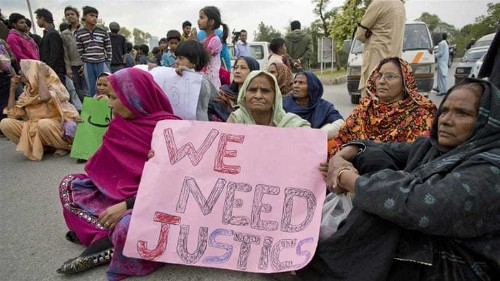 Campaigning to reform Pakistan's deadly blasphemy law