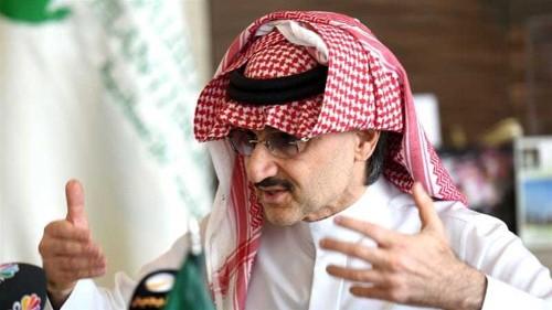 Saudi Prince Alwaleed pledges $32bn to charity