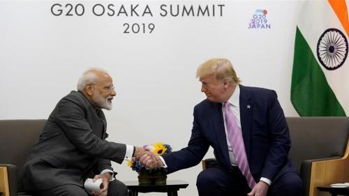 Indian FM denies Modi asked Trump for US mediation on Kashmir