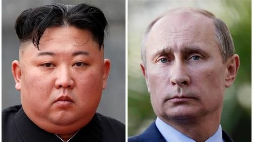 Russia confirms Putin-Kim talks for 'second half of April'