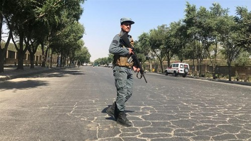 Afghanistan: Kabul University hit by explosion