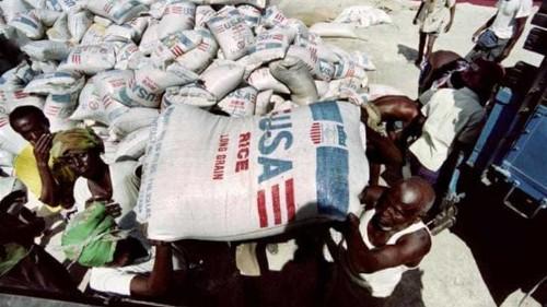 The death of international development