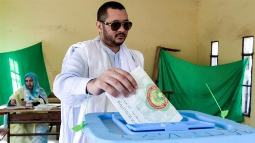 Mauritania votes for new president amid opposition vote fears