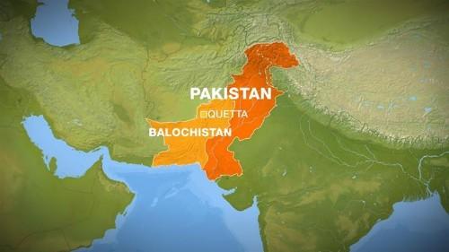 Explosion targets mosque in Pakistan's Quetta