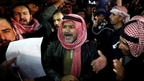 Jordan: Anti-tax protests resume as new government seeks dialogue