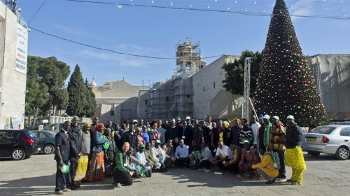 Christmas in Bethlehem: Controlling the narrative through tourism