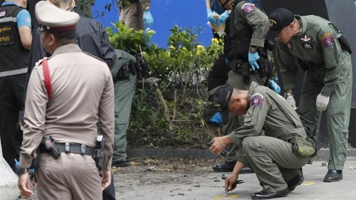 Southern rebel group says it met Thai government