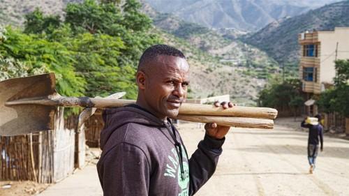 Muruts Beyene: Living in the Ethiopia-Eritrea Borderland