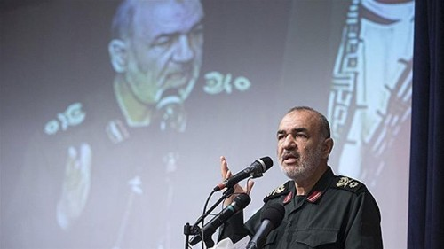 Iran's supreme leader appoints new Revolutionary Guard chief
