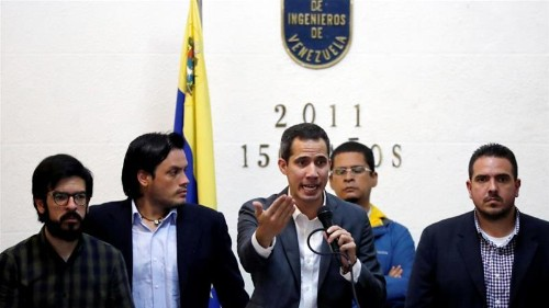 Guaido stripped of immunity by Venezuelan lawmakers