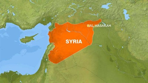ISIL makes major advance on Syria's Hasakah