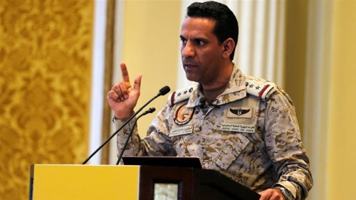 Houthis 'fire 10 ballistic missiles' at Saudi airport