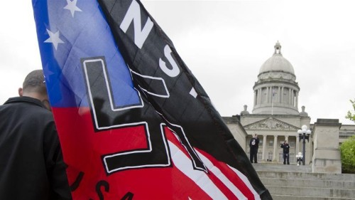 Neo-Nazi website founder must return to US to face lawsuit