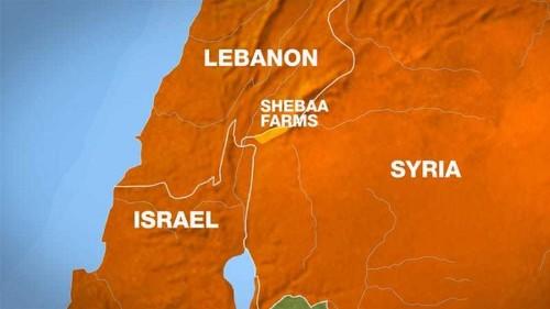 Hezbollah targets Israeli troops on Lebanon border