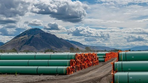 Canada's Trans Mountain oil pipeline is approved