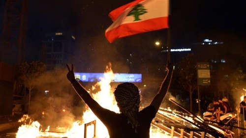 Lebanon protests: Five things you need to know