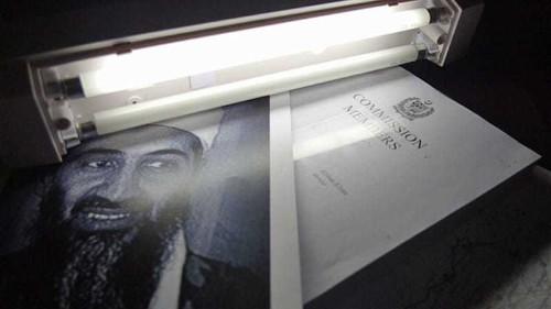 Pakistan's Bin Laden dossier