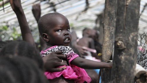 UN: One million refugees have fled South Sudan