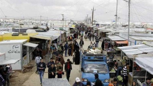 Syria tops the world as source of refugees