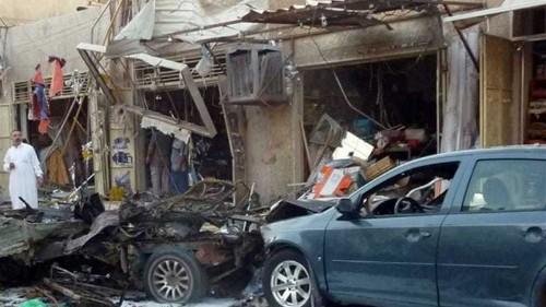 Dozens killed in Baghdad car bombings