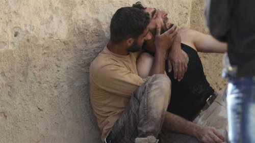 Syria civil war: 224 killed in first week of Ramadan
