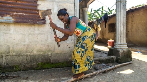 Long-term effects of oil spills in Bodo, Nigeria