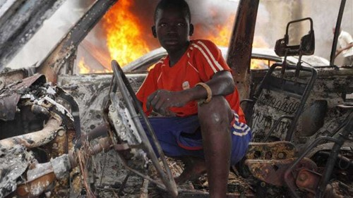 Violence intensifies in CAR conflict