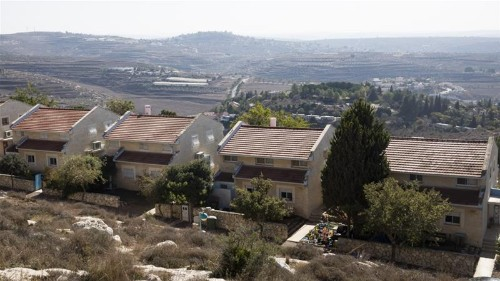 Israel approves more than 1,900 new settler homes: NGO
