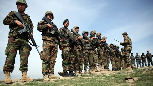 Afghan forces killed as Taliban attacks checkpoints: Gov't