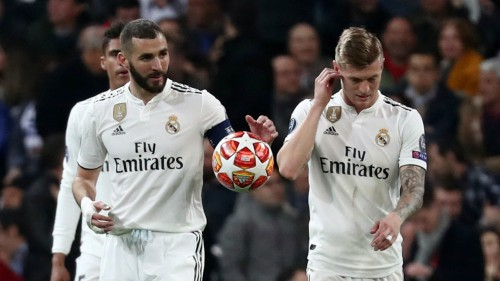 Real Madrid knocked out of Champions League by brilliant Ajax
