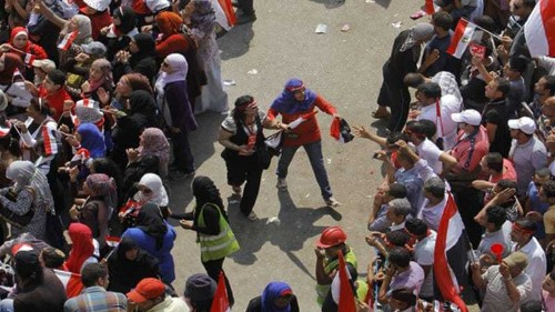What's going on? Sex and coups and democracies in Egypt