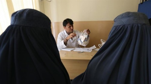 Afghan clinics reopening days after Taliban forced closure