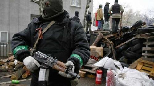 Ukraine's east braces for military operation
