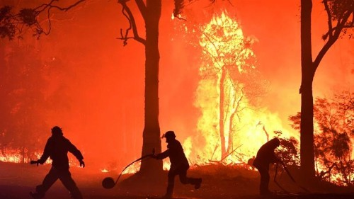 The Australia fires portend a future of climate apartheid