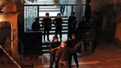Bomb explodes near Israeli embassy in Cairo
