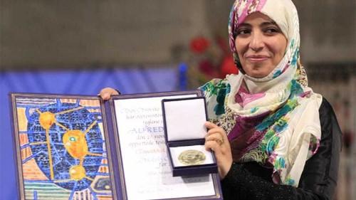 Egypt denies entry to Yemeni Nobel laureate