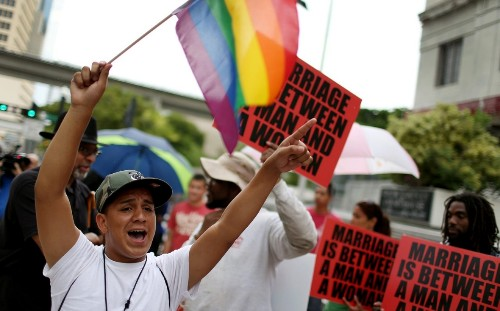 Federal judge rules Florida gay marriage ban unconstitutional
