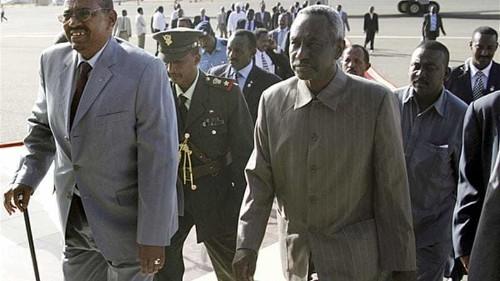 Vice-president of Sudan steps down